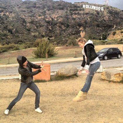 hadouken in hollywood